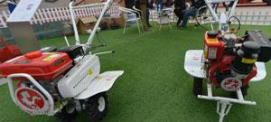 中国杨凌农业高新科技成果博览会小白龙农用机械